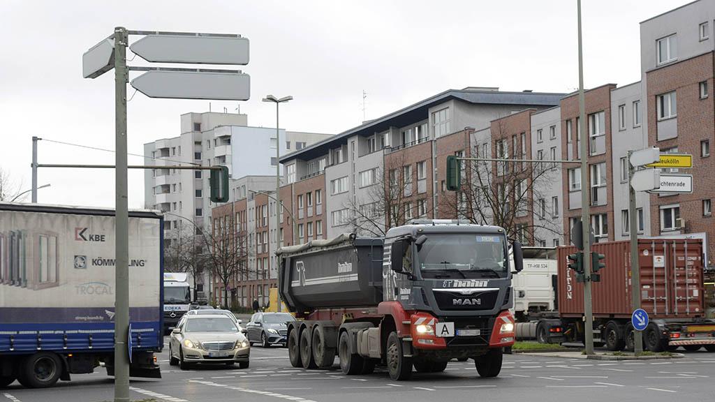 Berlin-Marienfelde: Verkehrsprobleme belasten Anwohner