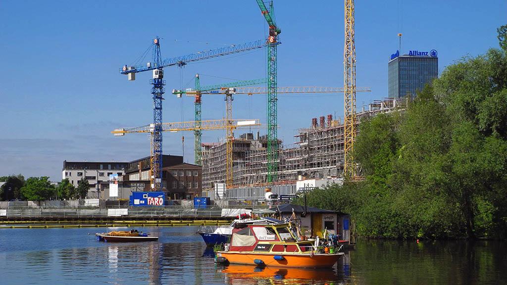 Berlin: Ist der Rummelsburger See gesundheitsschädlich?