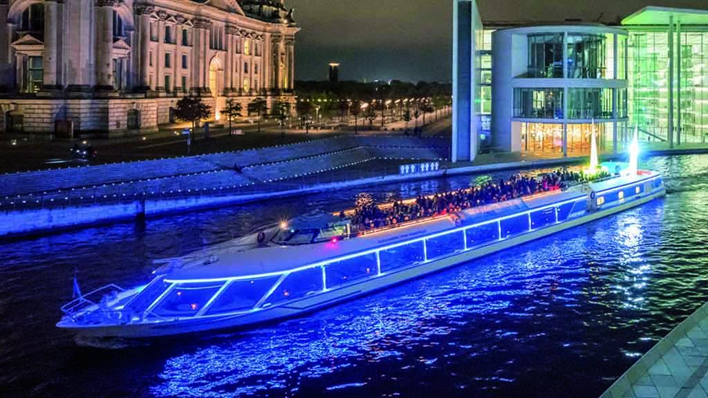 Berliner Gewässer: Magie und Spannung