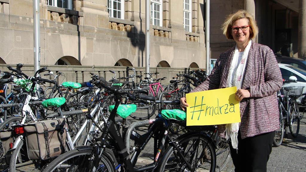 Tempelhof-Schöneberg: Jubel bei den Radfahrern