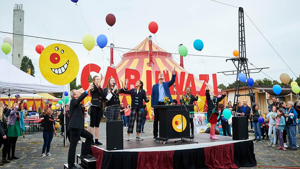 Berlin-Tempelhof: Circus Cabuwazi darf bleiben