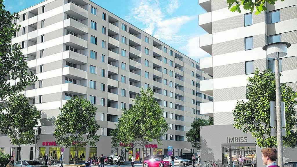 Lichtenberg – Neuer Kiez für 1.200 Menschen
