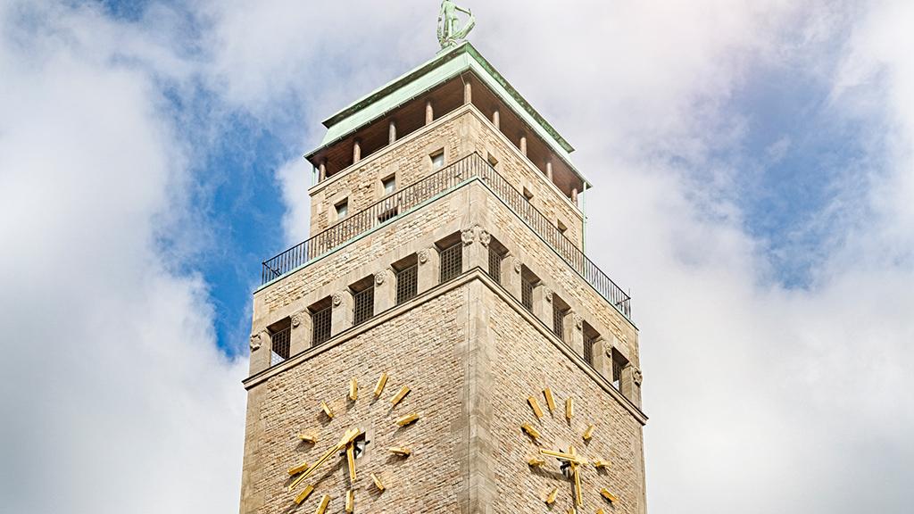 Rathaus Neukölln: Das wohl sauberste Rathaus Berlins