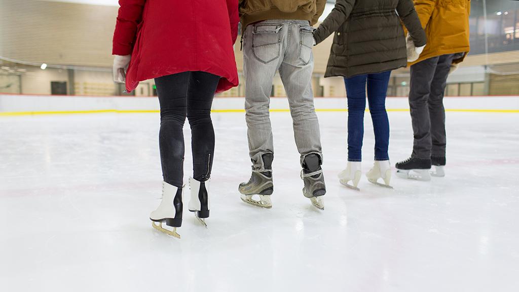 Eislaufsaison im Horst-Dohm-Stadion wird eingeläutet