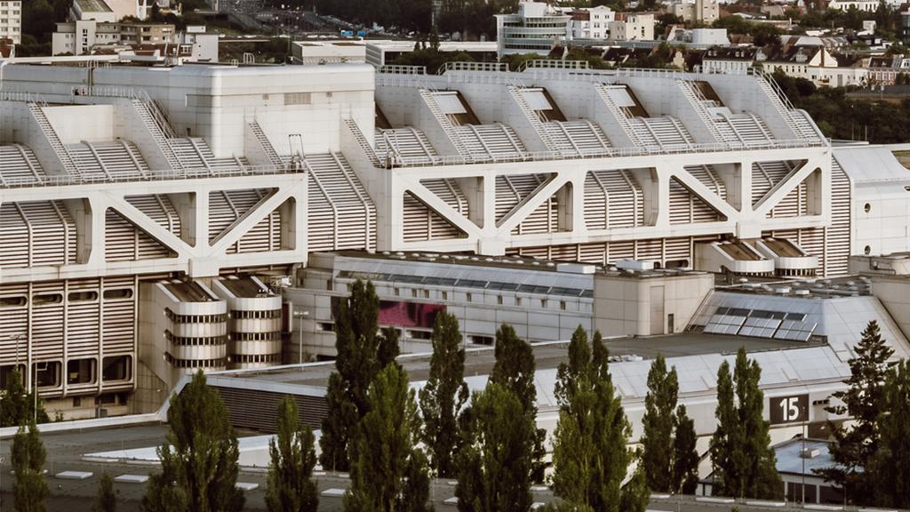 Berlin-Charlottenburg – das ICC ist jetzt ein Denkmal