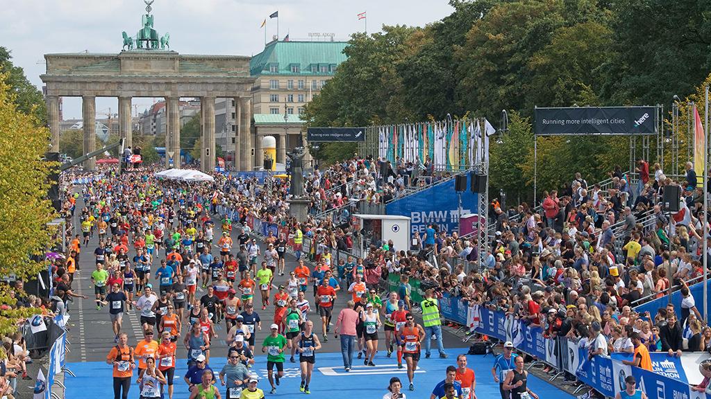 Berlin-Marathon: Die schnellste Strecke der Welt