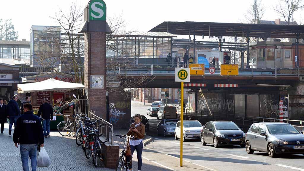 Berlin-Zehlendorf: Bürgerinitiative fordert ein Konzept für die Mitte