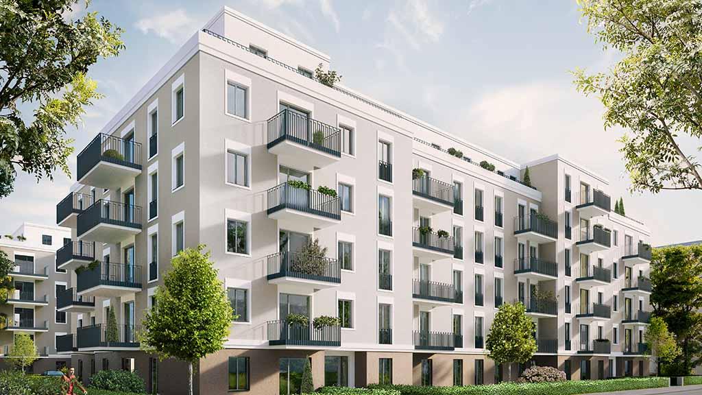 Berlin-Spandau: Wohnungsbau nimmt Fahrt auf