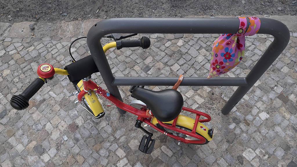 Friedrichshain-Kreuzberg: 700 neue Parkplätze für Fahrräder