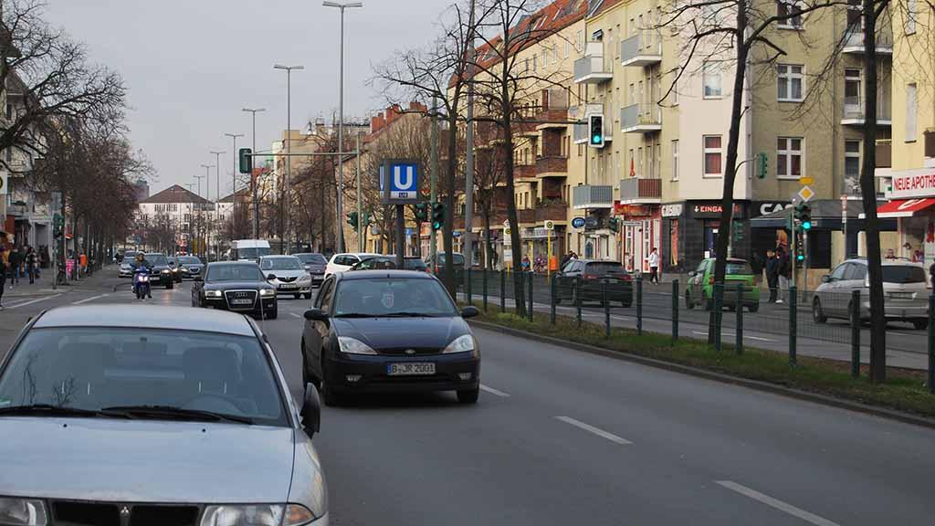 Berlin-Reinickendorf: Tempo 30 in der Residenzstraße