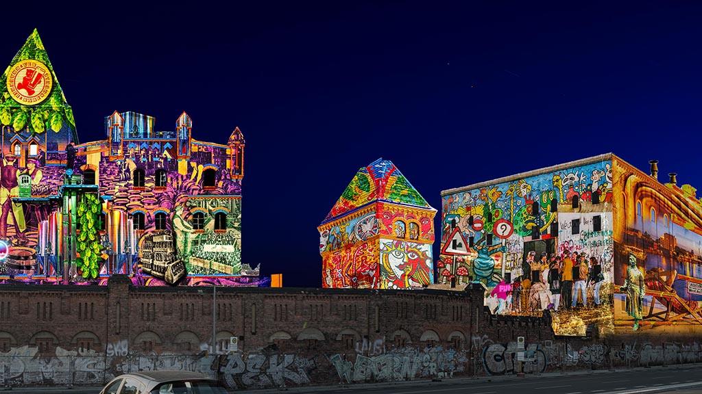 Berlin leuchtet wieder