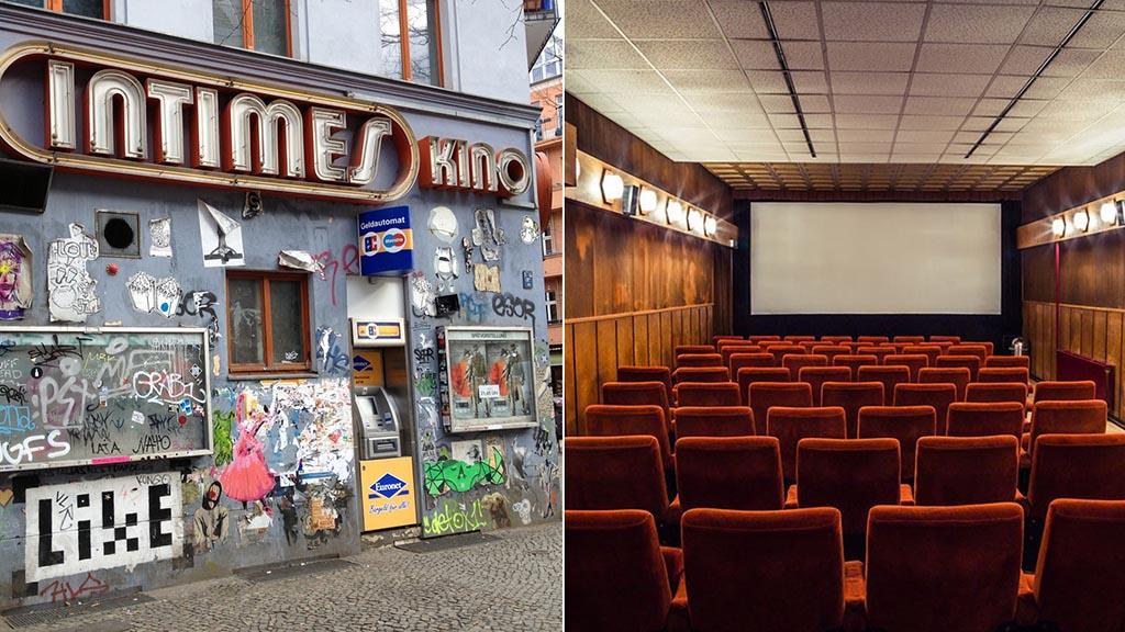 Berlin-Friedrichshain: Kino Intimes soll wiedereröffnet werden