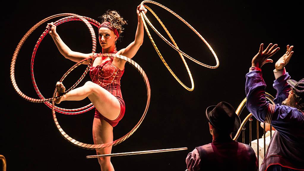 Berlin-Mitte bekommt feste Cirque du Soleil-Show