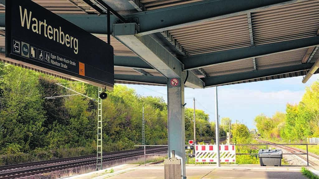 Berlin-Hohenschönhausen – Lückenschluss ab Wartenberg
