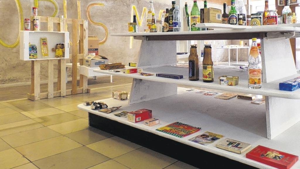 Berlin-Marzahn – Ausstellung mit goldwerten Produkten