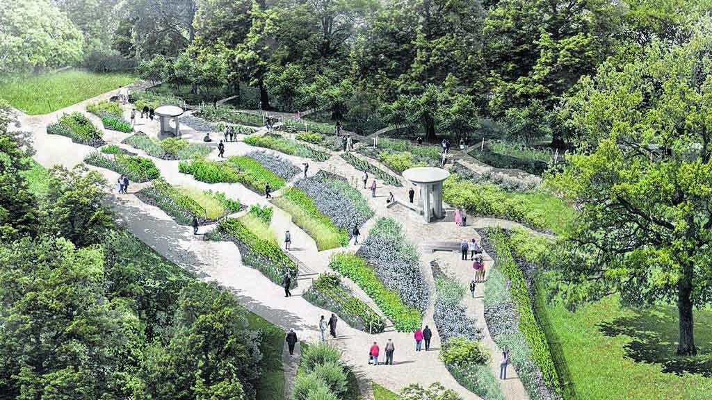 Marzahn-Hellersdorf: Baubeginn für den  Jüdischen Garten