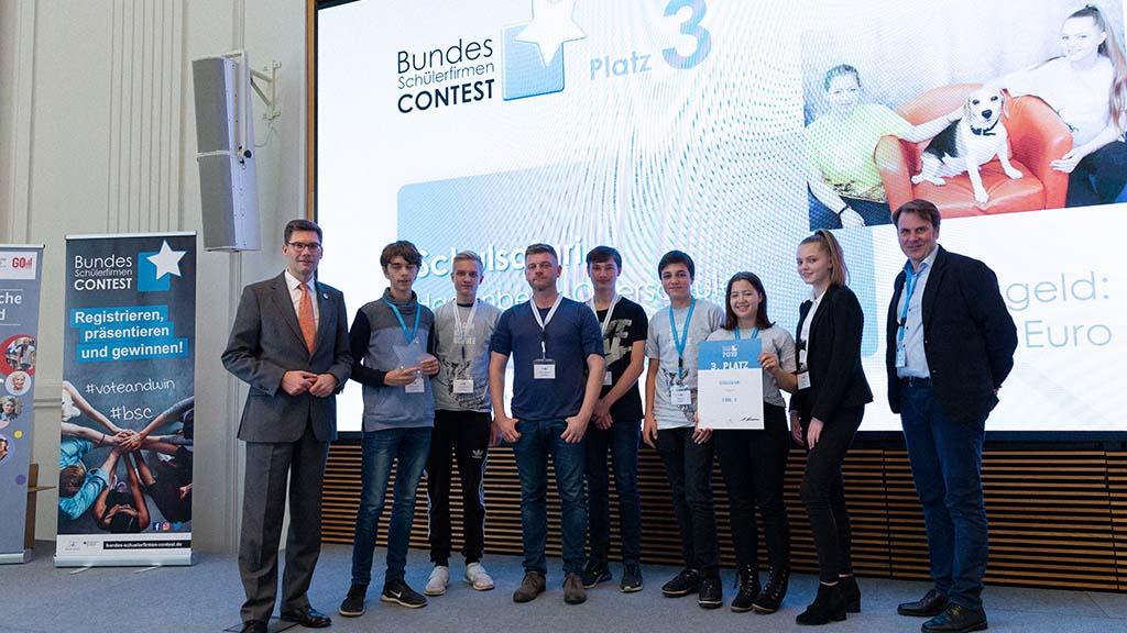 Schüler aus Berlin-Weißensee bundesweit top