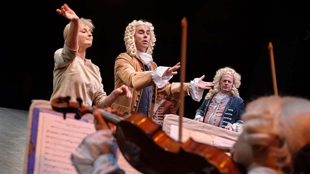Atze Musiktheater zeigt Leben von Johann Sebastian Bach