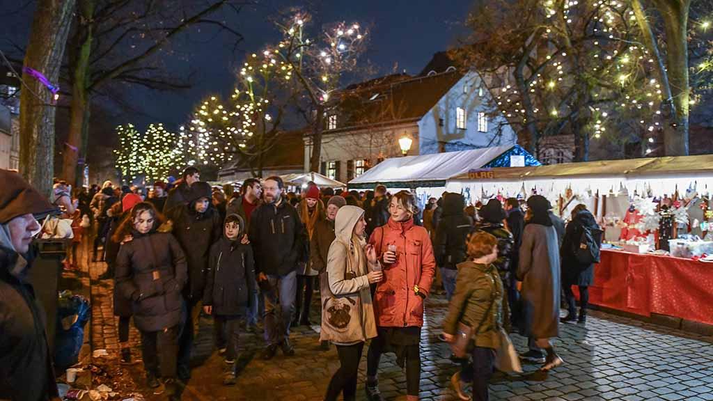 Berlin-Neukölln: Weihnachtsmärkte in den Kiezen starten