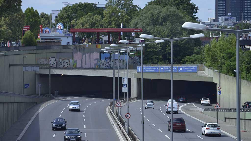 Berlin-Steglitz: A 103 soll Autobahn bleiben