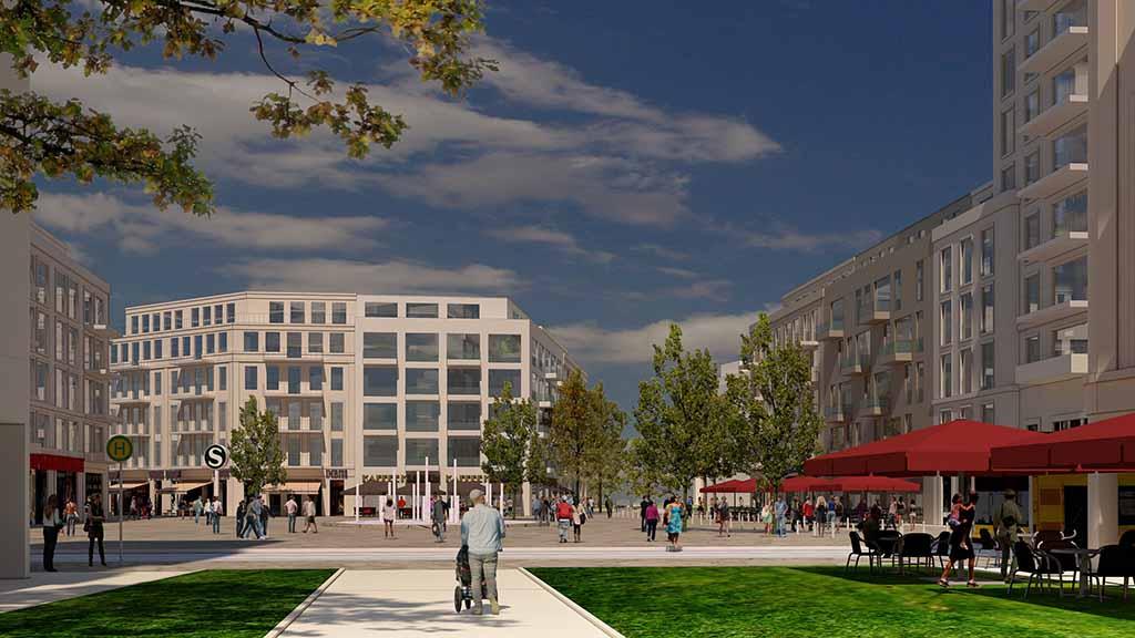 Berlin-Lichterfelde: So ökologisch wird das neue Mega-Quartier