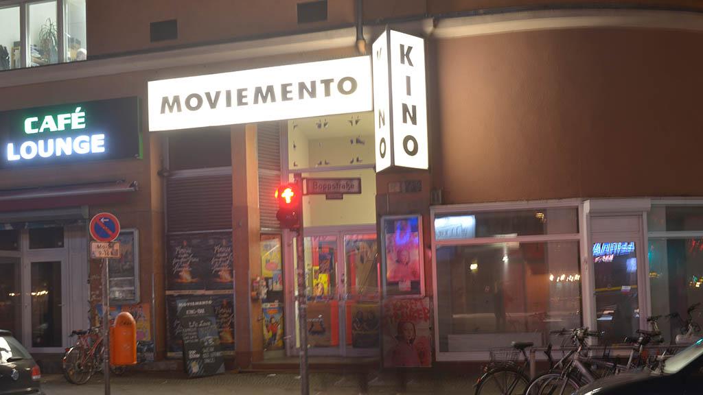 Berlin-Kreuzberg: Kino Moviemento sucht seinen Retter