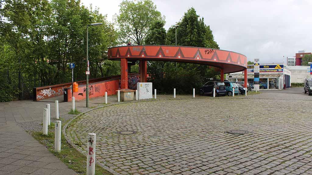 Berlin-Tegel: CDU fordert Neubau der Schneckenbrücke