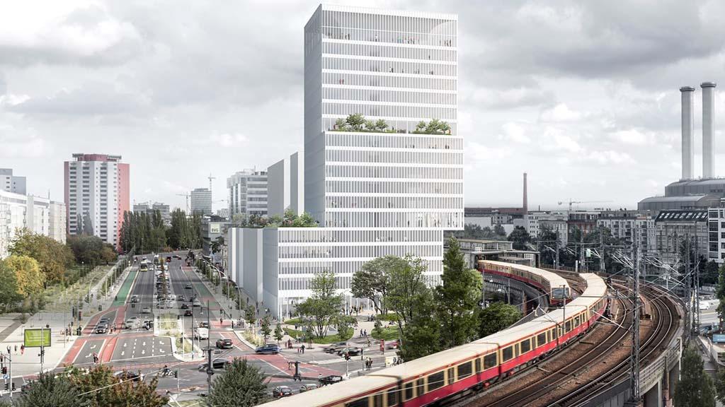 Berlin-Mitte: Stararchitekt baut neues Hochhaus
