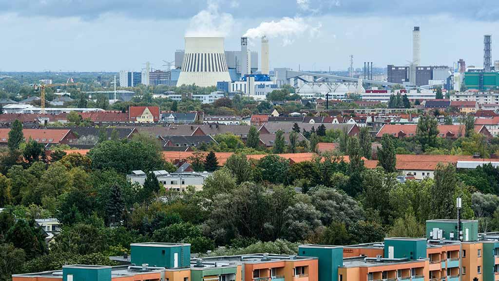 Berlin-Spandau: Luft nach oben beim Klimaschutz