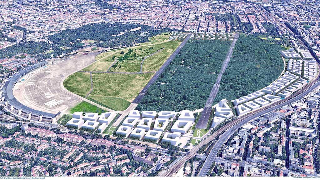 Klimaschutz: CDU will Tempelhofer Feld aufforsten