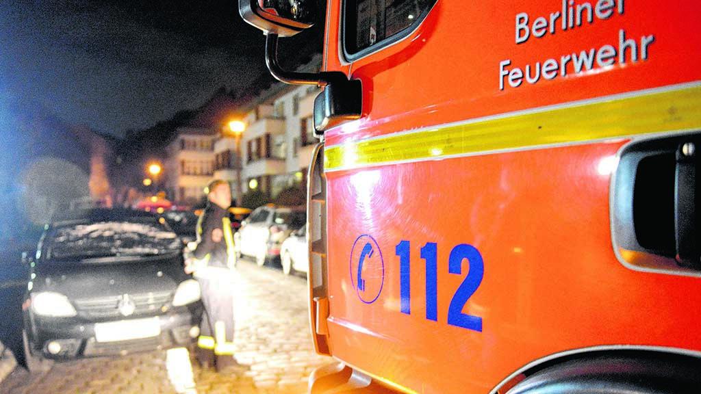 Berlin-Köpenick: Rettungseinsätze  mit Hindernissen