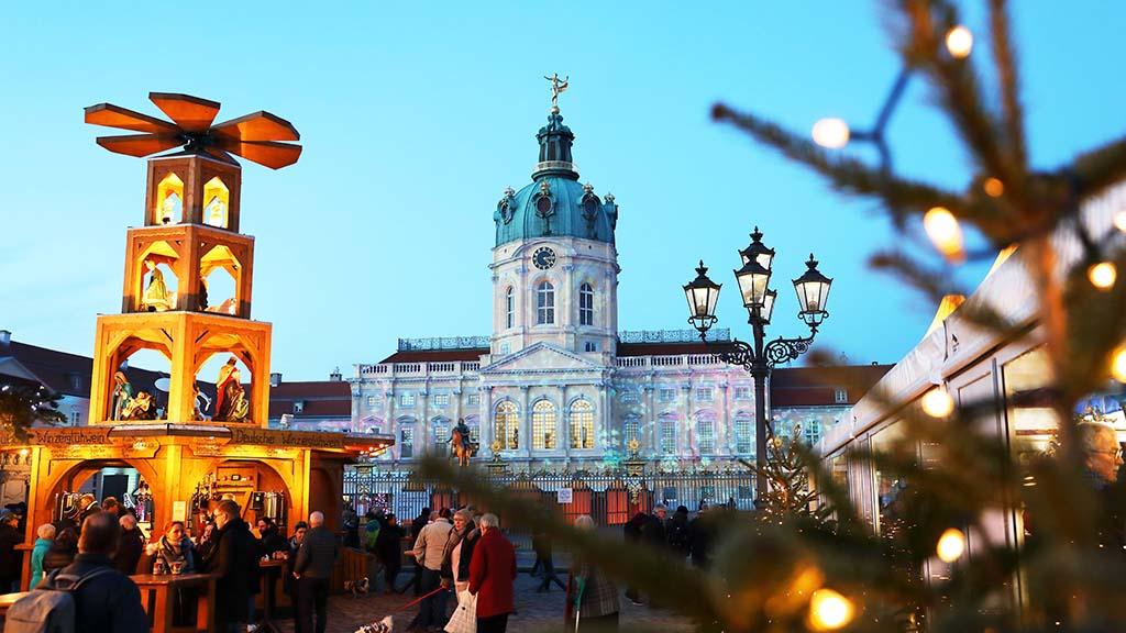 Berlin-Charlottenburg: Weihnachtsmärkte im Kiez