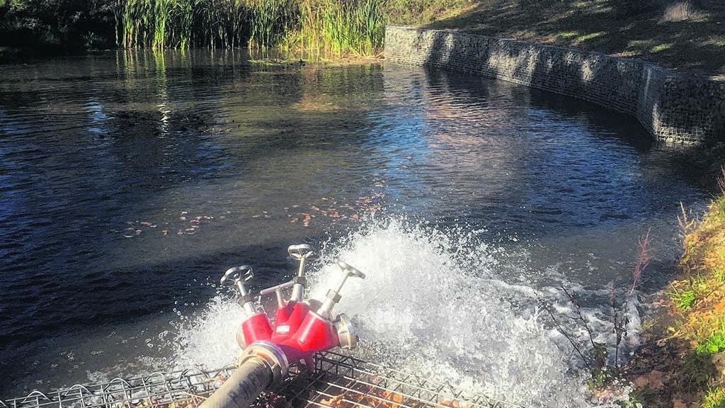 Berliner Gewässer: Lichtenberger Teiche drohen auszutrocknen