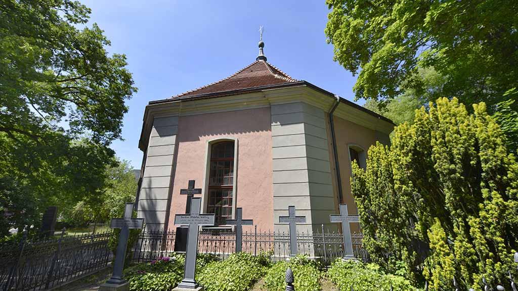 Berlin-Zehlendorf: In der Alten Dorfkirche ist was los