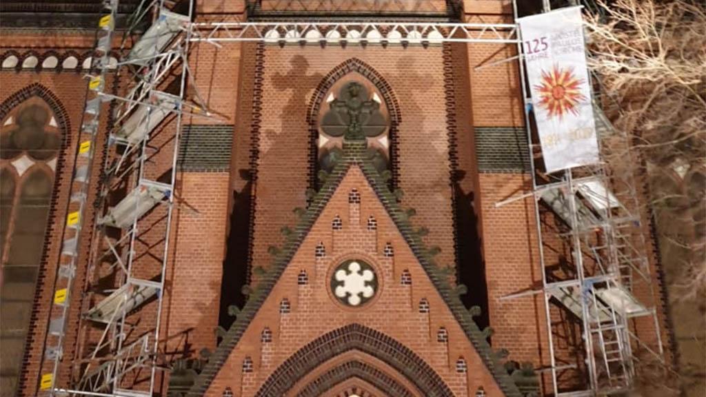 Berlin-Schöneberg: 25 Jahre Apostel-Paulus-Kirche