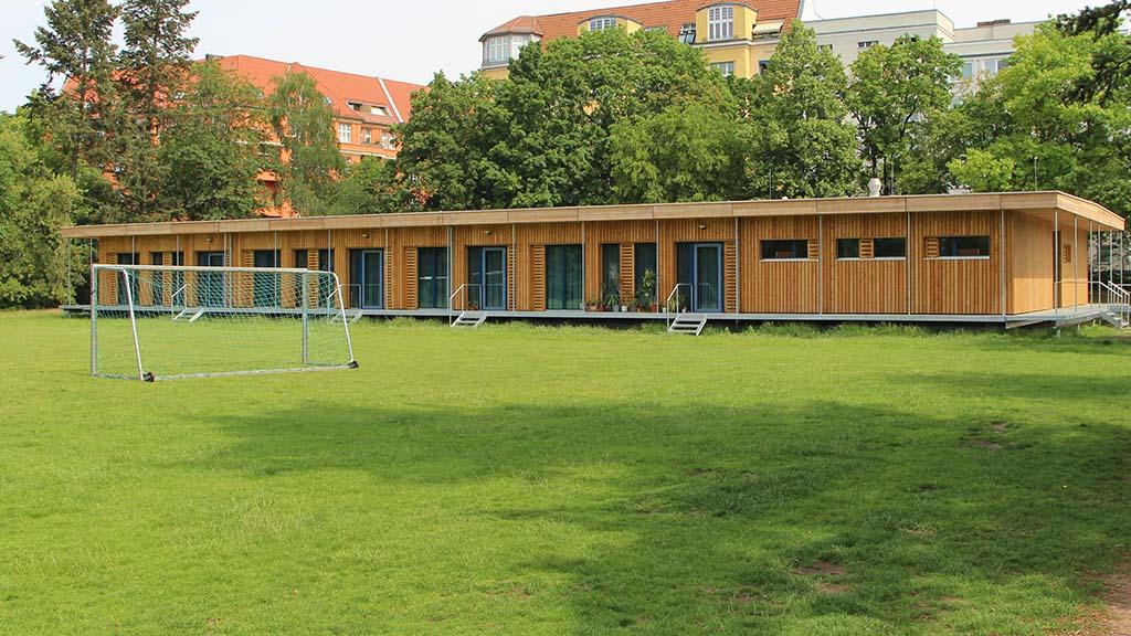 "Berlin-Mahlsdorf: Jetzt doch ""Fliegende Klassenzimmer"" für Kiekemal-Schüler"