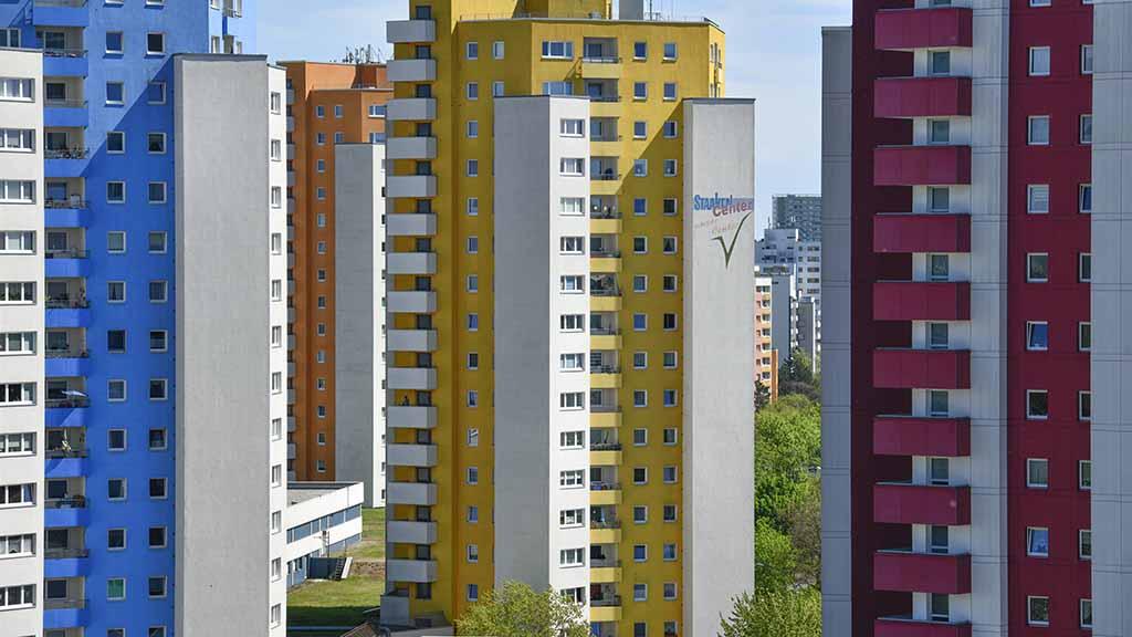 Gewobag-Wohnungen in Staaken