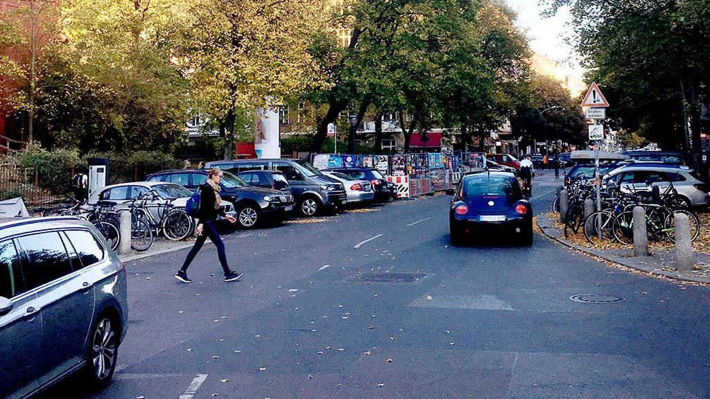 Pankow: Noch mehr Fahrradstraßen geplant
