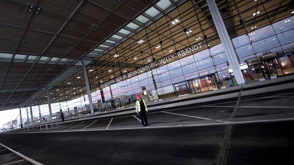 Eröffnung des Airports BER so nah wie nie