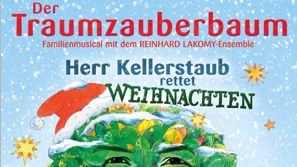 Berlin-Charlottenburg: Geschichten vom Traumzauberbaum