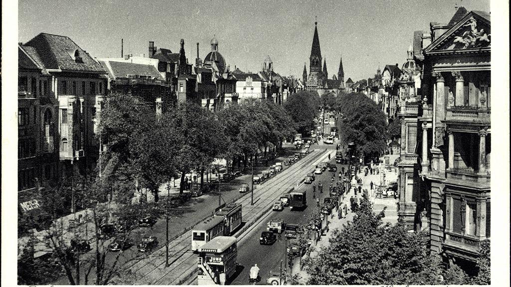 Berlin-Charlottenburg: Mit der Straßenbahn zum Ku'damm