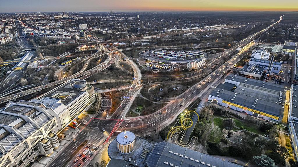 Berlin-Charlottenburg: Kritik an Planungen für die Avus