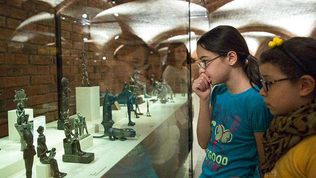 Museumsinsel: Buntes Winterferien-Programm