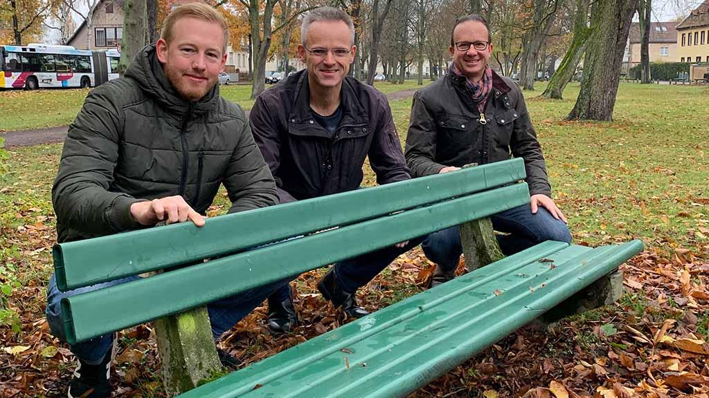 Mehr Sitzbänke für Berlin-Heiligensee