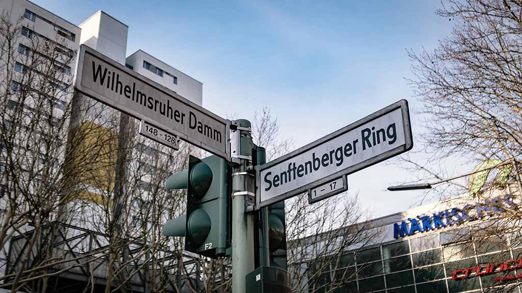 Berlin-Reinickendorf: Millionen für mehr Lebensqualität im Märkischen Viertel