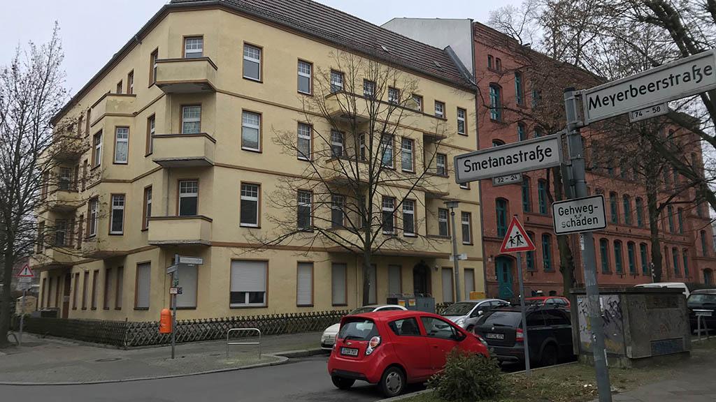 Berlin-Weißensee: Sensation im Komponistenviertel