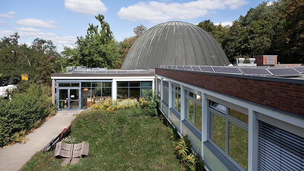 Berlin-Schöneberg: Planetarium wird saniert