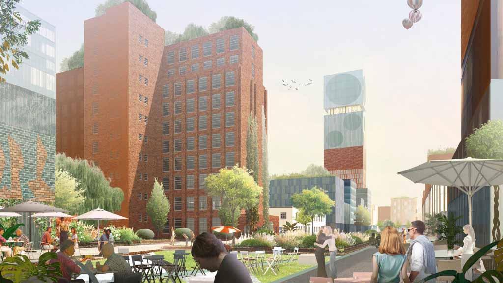 Berlin-Spandau: Wettbewerb für Siemensstadt 2.0 ist entschieden