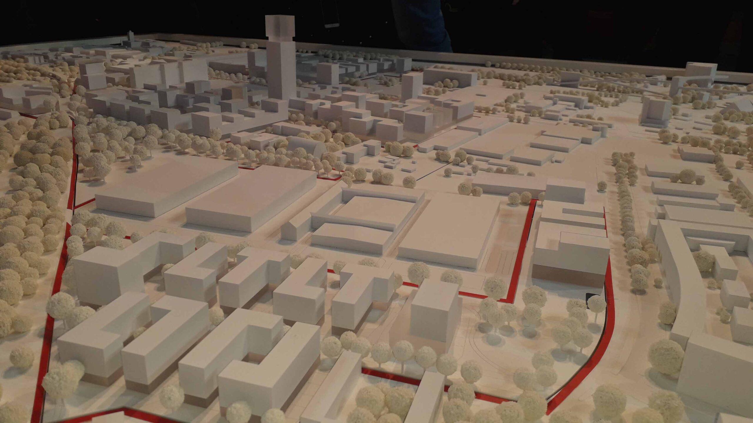 Berlin-Spandau: Plan für Siemensstadt 2.0 löst Angst vor Verdrängung aus