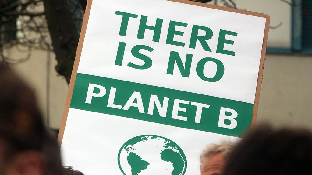 Berlin-Mitte ruft den Klimanotstand aus
